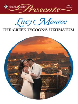 cover image of Greek Tycoon's Ultimatum