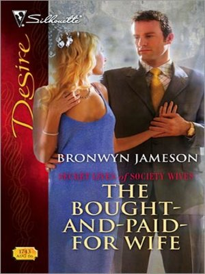 cover image of The Bought-and-Paid-for Wife