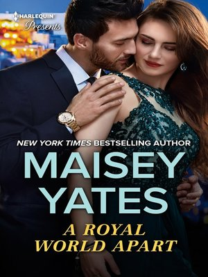 cover image of A Royal World Apart--A Contemporary Royal Romance