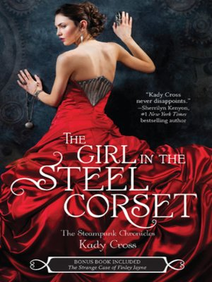 cover image of The Girl in the Steel Corset