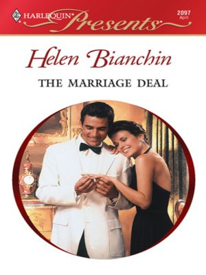 cover image of The Marriage Deal