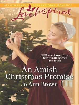 cover image of An Amish Christmas Promise