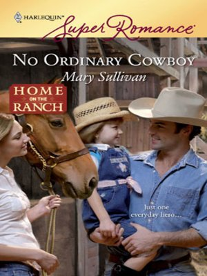cover image of No Ordinary Cowboy