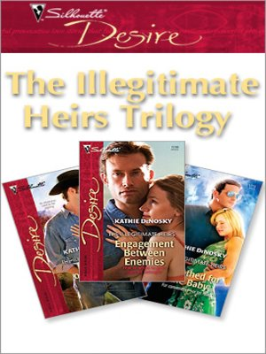 cover image of Illegitimate Heirs Trilogy