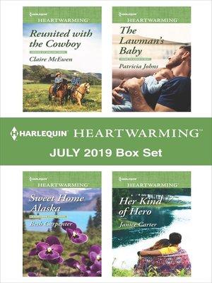 cover image of Harlequin Heartwarming July 2019 Box Set