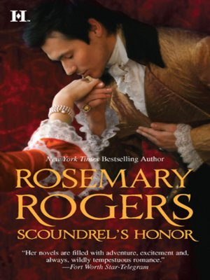 cover image of Scoundrel's Honor