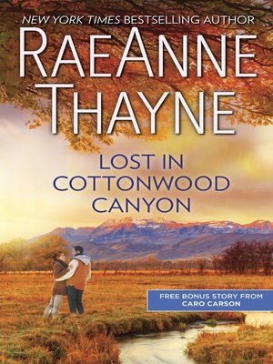 cover image of Lost in Cottonwood Canyon & How to Train a Cowboy--Lost in Cottonwood Canyon