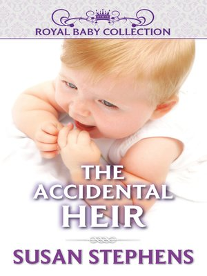cover image of The Accidental Heir