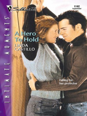 cover image of A Hero to Hold