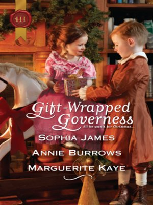cover image of Gift-Wrapped Governess: Christmas at Blackhaven Castle\Governess to Christmas Bride\Duchess by Christmas