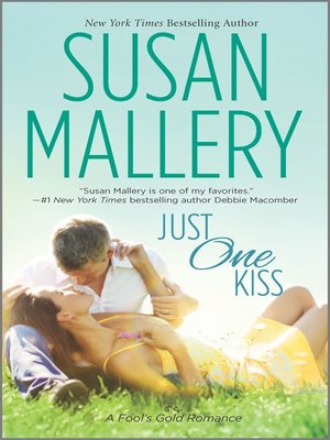 cover image of Just One Kiss