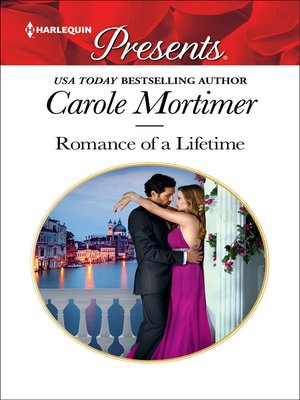 cover image of Romance of a Lifetime