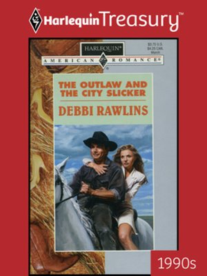 cover image of The Outlaw And The City Slicker