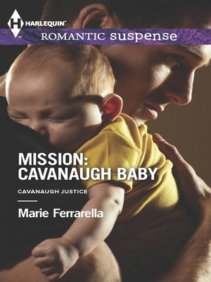 cover image of Mission: Cavanaugh Baby