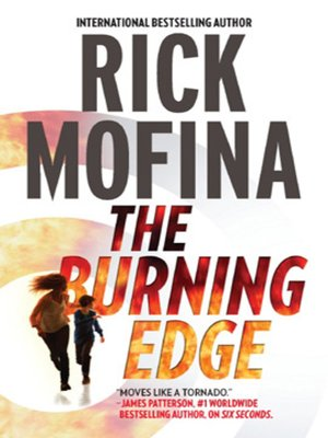 cover image of The Burning Edge