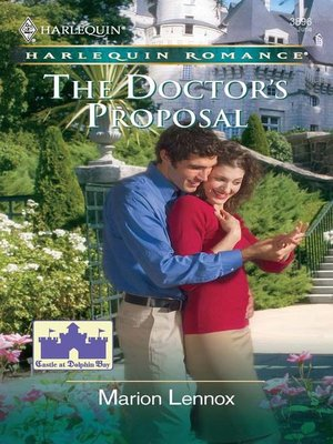 cover image of Doctor's Proposal