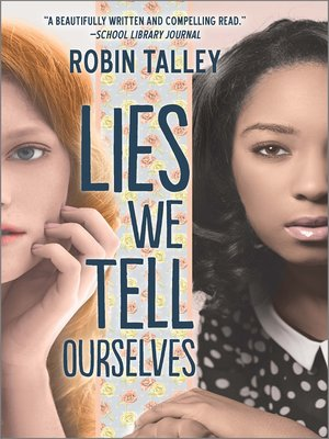 cover image of Lies We Tell Ourselves