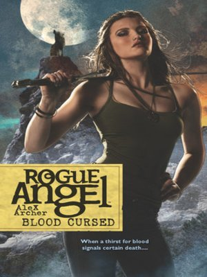 cover image of Blood Cursed