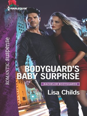 cover image of Bodyguard's Baby Surprise
