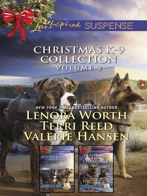 cover image of Christmas K-9 Collection Volume 2