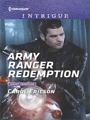 cover image of Army Ranger Redemption