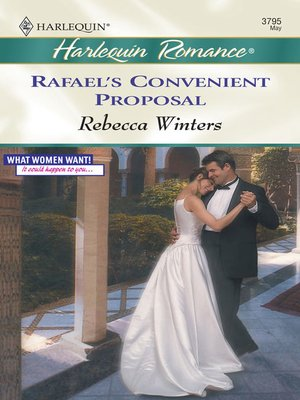 cover image of Rafael's Convenient Proposal