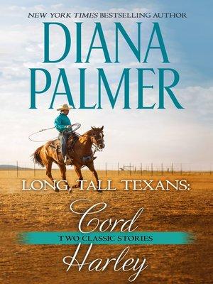 cover image of Long, Tall Texans: Cord ; Long, Tall Texans: Hart