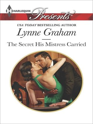 cover image of The Secret His Mistress Carried