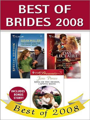 cover image of Best of Brides 2008