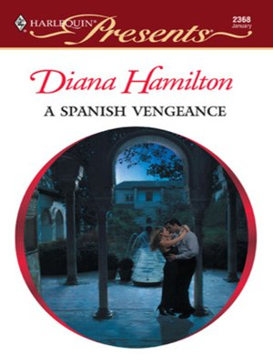 cover image of Spanish Vengeance