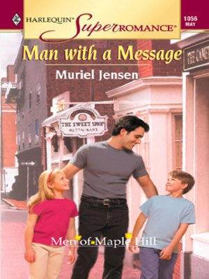 cover image of Man with a Message