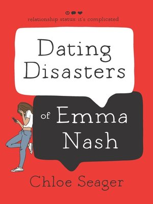 cover image of Dating Disasters of Emma Nash