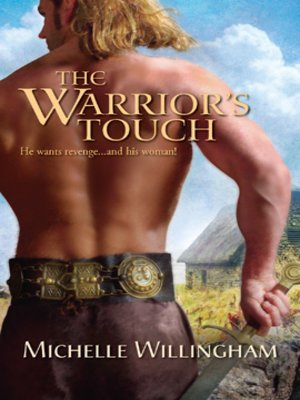 cover image of The Warrior's Touch