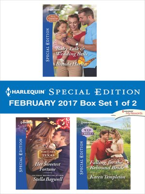 cover image of Harlequin Special Edition February 2017, Box Set 1 of 2