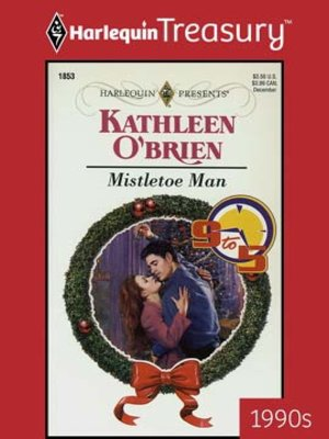 cover image of Mistletoe Man