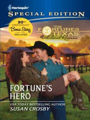 cover image of Fortune's Hero