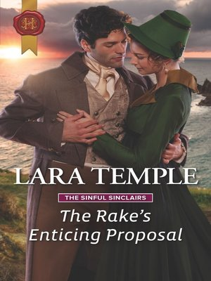 cover image of The Rake's Enticing Proposal