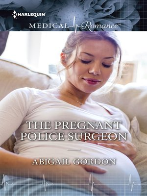 cover image of The Pregnant Police Surgeon