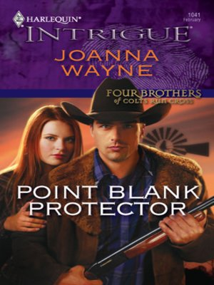 cover image of Point Blank Protector