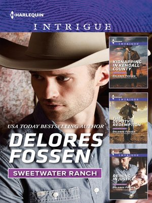 cover image of Delores Fossen Sweetwater Ranch Box Set 2