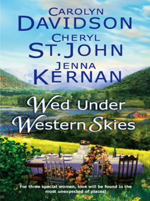 cover image of Wed Under Western Skies