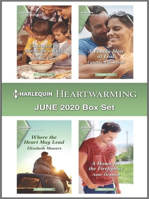 cover image of Harlequin Heartwarming June 2020 Box Set