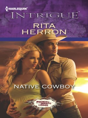 cover image of Native Cowboy