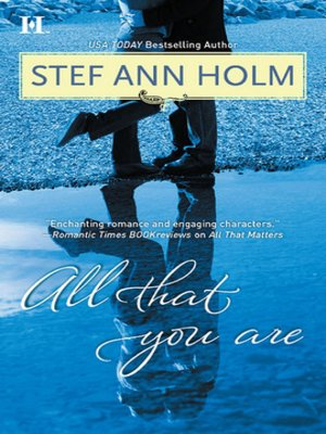 cover image of All That You Are