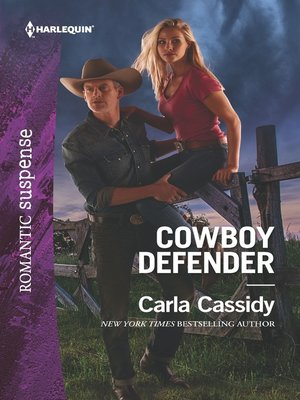 cover image of Cowboy Defender