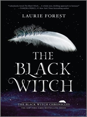 cover image of The Black Witch--An Epic Fantasy Novel