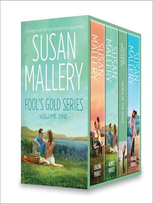 cover image of Susan Mallery Fool's Gold Series, Volume 1