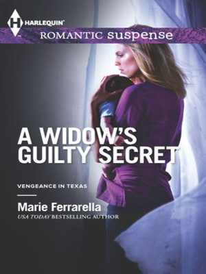 cover image of A Widow's Guilty Secret