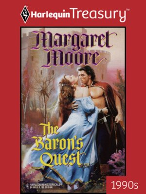 cover image of The Baron's Quest