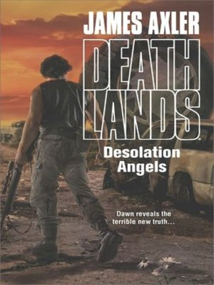 cover image of Desolation Angels